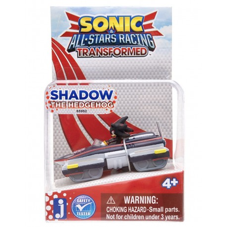 Фигурка Соник - Sonic All Star Racing 2 Shadow (6см)