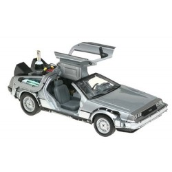 Модель Назад в Будущее DeLorean Back to the Future 2 Time Machine Die-Cast 1:24 (25см)