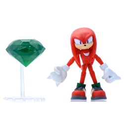Фигурка Sonic Knuckles with Master Emerald (9см)