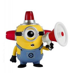 Фигурка POP! Fire Alarm Minion - Миньон пожарник (9см)