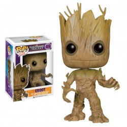 Фигурка POP! The Guardians of the Galaxy Groot - Стражи галактики Грут (10см)