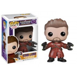 Фигурка The Guardians of the Galaxy Peter Jason Quill Star Lord-Стражи галактики Питер Джейсон Квилл Звездный Лорд (10см)