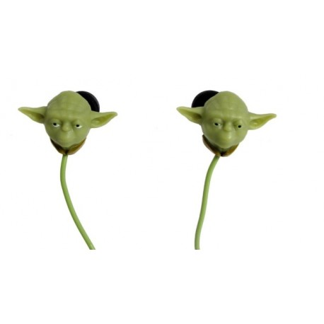 Наушники Yoda Star Wars Earbuds