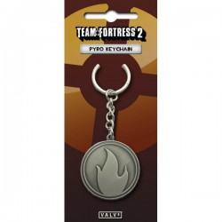 Брелок Team Fortress 2 Keychain Pyro
