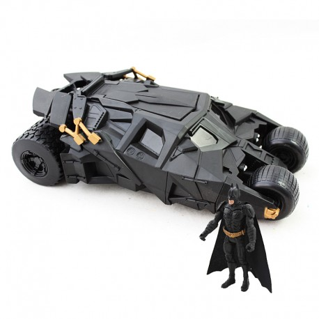 Фигурка Batmobile with Batman Бэтмэна (11см) с Бэтмобилем (21см