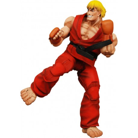 Фигурка Street Fighter IV Ken (15 см)