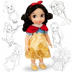 Кукла Белоснежка - Snow White Disney Animator's collection (40см)
