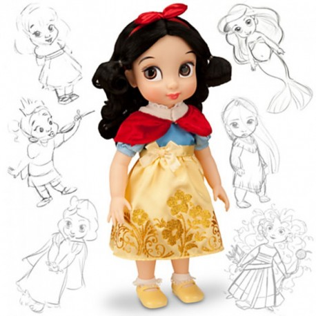 Кукла Snow White Disney Animator's collection - Белоснежка ( 40 см )