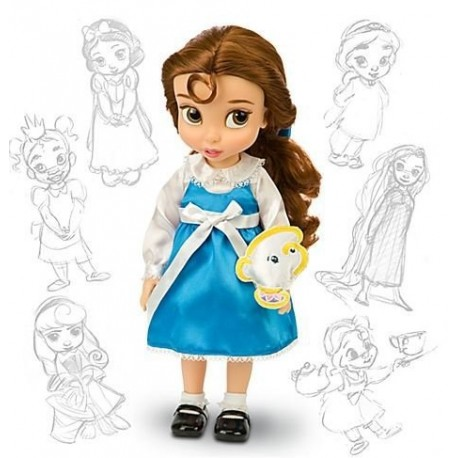 Кукла Belle Disney Animator's collection - Белла ( 40 см )