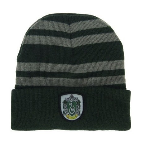 Шапка Harry Potter Beanie with Slutherin Patch Logo K47695HPT