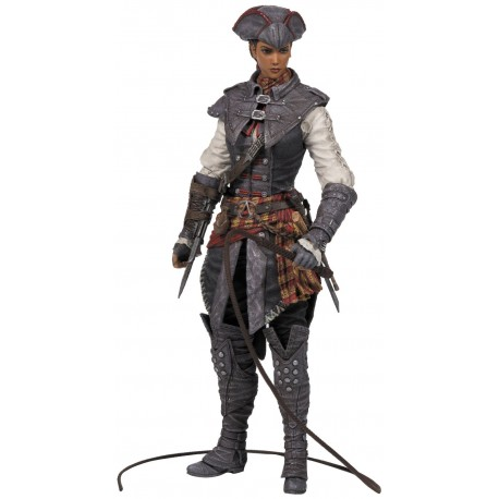 Фигурка Assassin's Creed Aveline de Grandpre - Авелин (15см)