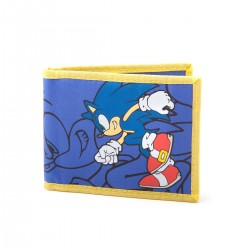 Кошелек Соник - Sonic Bifold Fabric Wallet