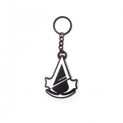 Брелок Assassins Creed Unity  - Metal Logo