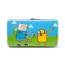 Кошелек Adventure Time - Jake & Finn Box Hinge