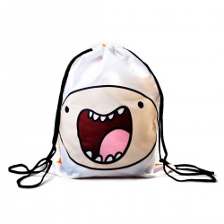 Мешок для сменки Adventure Time - Reversible Gymbag Finn&Jake