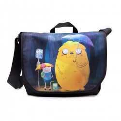 Сумка Adventure Time - Totoro Style Messenger Bag