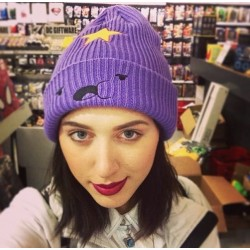 Шапка Adventure Time - Lumpy Space Princess Beanie