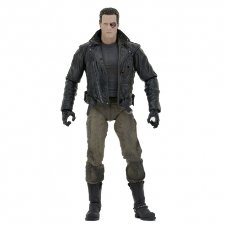 Фигурка Terminator 2 S2: Police Station Assault T-800
