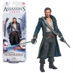 Фигурка Assassin's Creed Benjamin Hornigold - Бенджамин Хорниголд (15см)