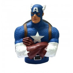 Копилка Капитан Америка - Money-bank Captain America (18см)