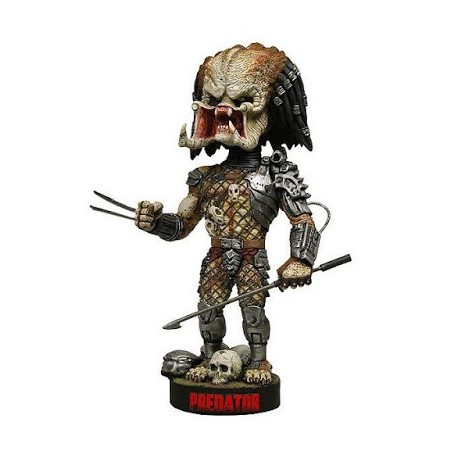 Фигурка Predator With Spear Head Knocker башкотряс (20см)