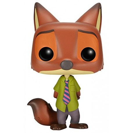 Фигурка POP! Disney Zootopia Nick Wilde (12см)
