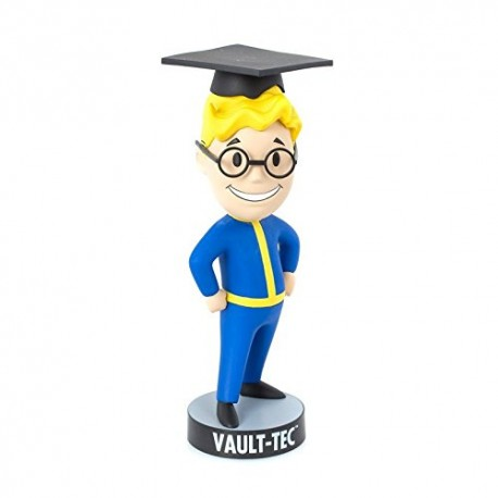 Фигурка Fallout Vault Boy Bobble Head Intelligence (15см)