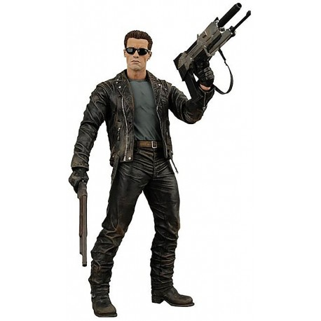 Фигурка Терминатор 2 - Battle Across Time Terminator T-800 (18 см)