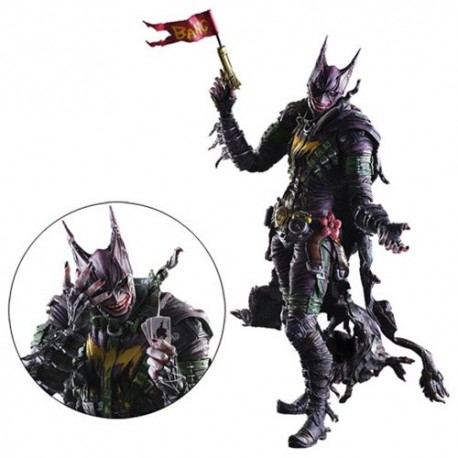 Фигурка DC Comics Batman Joker Rogues Gallery Play Arts Kai Variant