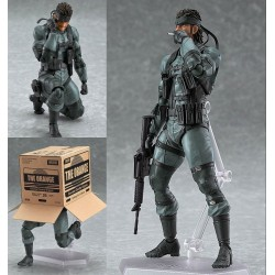 Фигурка Solid Snake Metal Gear Solid 2 (15см)