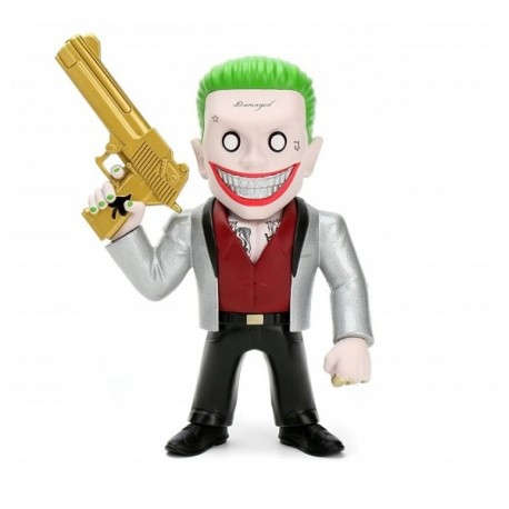 Фигурка Metal Die Cast - Отряд Самоубийц: The Joker Boss