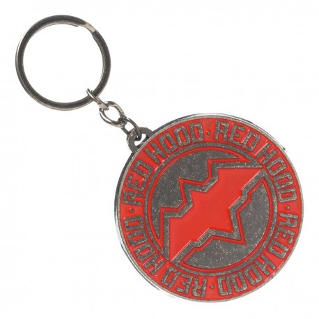 Брелок Batman Arkham Knight Red Hood Keychain