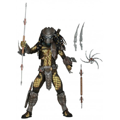 Фигурка AVP Temple Guard Predator - Хищник (23см)