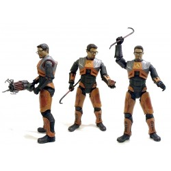Фигурка Half Life Gordon Freeman (18см)