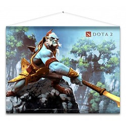 "Постер Dota 2 Wallscroll ""Phantom Lancer"" (100х77см)"