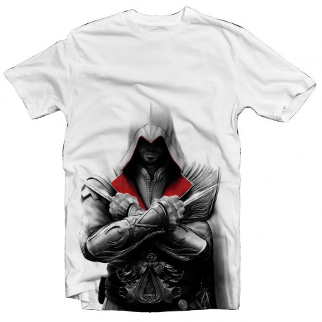 Футболка Assassins Creed II Ezio