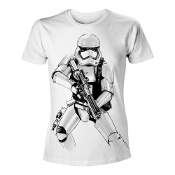 Футболка Star Wars Armed Stormtrooper