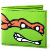 Кошелек TMNT Michelangelo Big Face Wallet