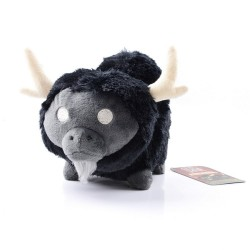 Плюш Don't Starve Black Beefalo Plush (18см)