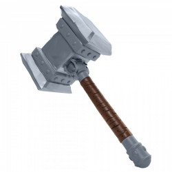Молот Тора - Thor Marvel The Dark World Battle Hammer (30см)