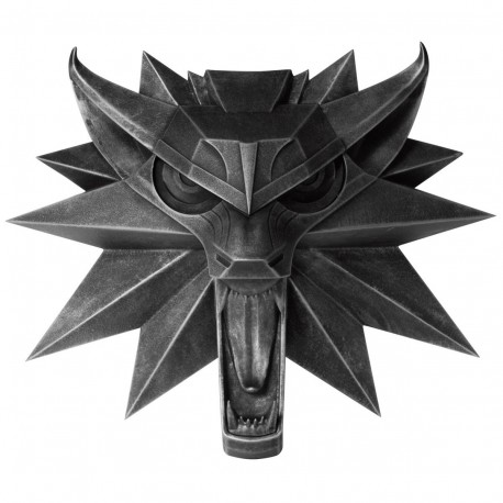 Маска на стену The Witcher 3 Wild Hunt Wold mask