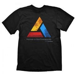 Футболка Assassins Creed 4 T-Shirt Entertainment