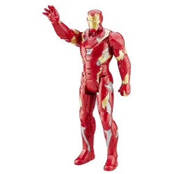 Фигурка Captain America Civil War Iron man звук и свет (30см)