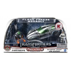 Фигурка Трансформеры - Transformers Sideswipe Flash Freeze Assault (20см)