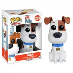 Фигурка POP Secret life of Pets: Max (12см)