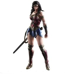 Фигурка Batman v Superman: Dawn Of Justice Play Arts Kai Wonder Woman (27см)