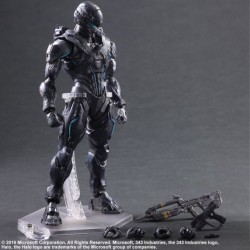 Фигурка Halo 5 Guardians Play Arts Kai Spartan Locke (27см)