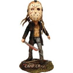 Фигурка Jason Voorhees - Friday the 13th Extreme Head Knocker (18см)