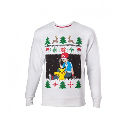 Свитер Покемон - Pokemon Chrismas Sweater