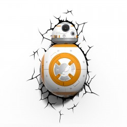 Светильник 3D Star Wars Lead Droid